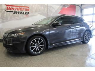 Used 2015 Acura TLX V6 Sh-Awd Elite for sale in Lévis, QC