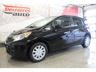 Used 2014 Nissan Versa Note SV for sale in Lévis, QC