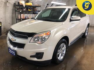 Used 2015 Chevrolet Equinox LT * Chevy my link * Remote start * Reverse camera * Heated front seats * Climate control * Hands free steering wheel controls * Phone connect * Voice for sale in Cambridge, ON