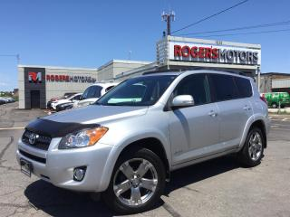 Used 2010 Toyota RAV4 SPORT 4WD - SUNROOF for sale in Oakville, ON