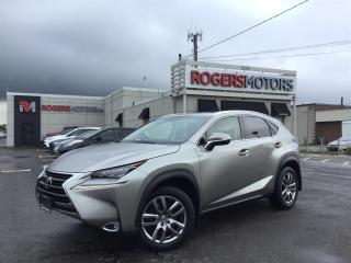 Used 2016 Lexus NX 200t AWD - NAVI - SUNROOF - REVERSE CAM for sale in Oakville, ON