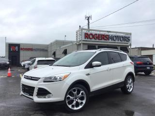 Used 2016 Ford Escape TITANIUM 4WD - NAVI - PANO ROOF - SELF PARKING for sale in Oakville, ON
