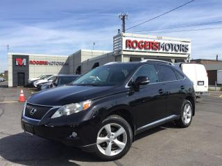 Used 2012 Lexus RX 350 AWD - LEATHER - SUNROOF - REVERSE CAM for sale in Oakville, ON