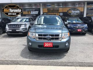 Used 2011 Ford Escape XLT 4WD for sale in North York, ON
