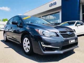 Used 2016 Subaru Impreza 2.0i for sale in Lévis, QC