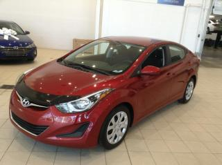 Used 2016 Hyundai Elantra GL AC for sale in Longueuil, QC