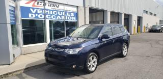 Used 2014 Mitsubishi Outlander for sale in St-Hubert, QC