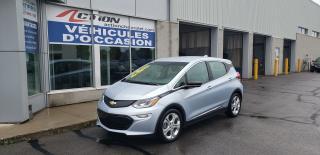 Used 2017 Chevrolet Bolt EV LT/ELECTRIQUE/COMME NEUVE for sale in St-Hubert, QC
