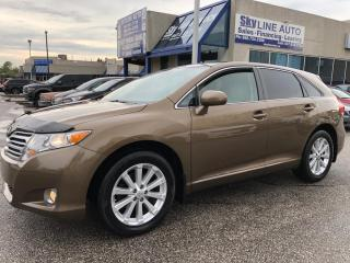 Used 2011 Toyota Venza LEATHER SEATS|4 CYL|ACCIDENT FREE|REMOTE STARTER|CERTIFIED for sale in Concord, ON