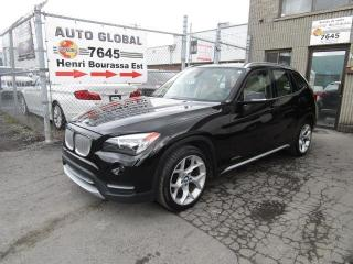 Used 2013 BMW X1 XDRIVE 28I CUIR TOIT for sale in Sherbrooke, QC