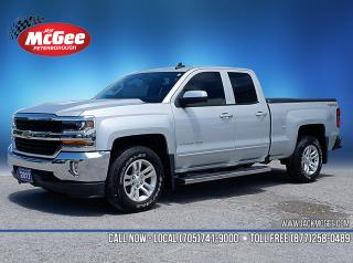 Used 2017 Chevrolet Silverado 1500 1LT 5.3L, Clth Bench, True North, 18 for sale in Peterborough, ON