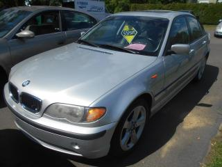 Used 2005 BMW 325 Berline 4 portes traction arrière 325i for sale in Sorel-Tracy, QC