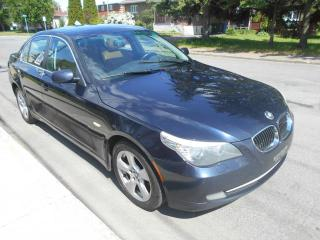 Used 2008 BMW 528 Berline 4 portes 528xi traction intégral for sale in Sorel-Tracy, QC