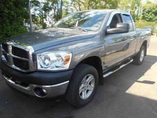 Used 2007 Dodge Ram 1500 Cabine quad 4RM, 140,5 po ST for sale in Sorel-Tracy, QC