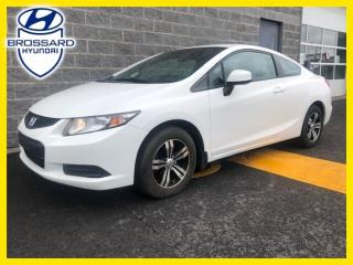 Used 2013 Honda Civic SIEGES CH for sale in Brossard, QC