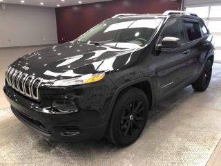 Used 2016 Jeep Cherokee SPORT 4X4 V6 for sale in Sorel-Tracy, QC