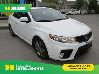 Used 2011 Kia Forte KOUP EX AUT A/C MAGS for sale in St-Léonard, QC
