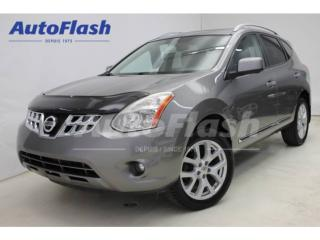Used 2013 Nissan Rogue Sl Tech-Pkg. Awd for sale in St-Hubert, QC