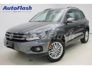 Used 2015 Volkswagen Tiguan édition Sp. 4motion for sale in St-Hubert, QC