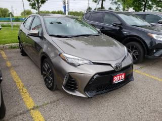 Used 2018 Toyota Corolla for sale in Etobicoke, ON