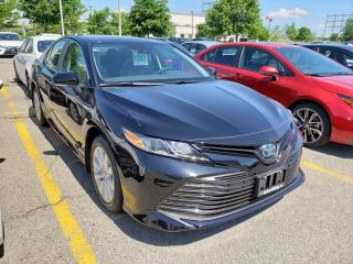New 2019 Toyota Camry HYBRID LE for sale in Etobicoke, ON