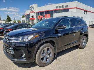 Used 2019 Toyota Highlander Hybrid Limited for sale in Etobicoke, ON