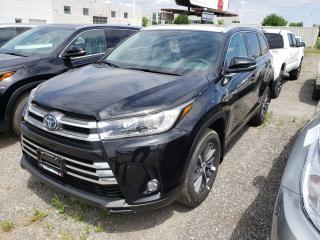 New 2019 Toyota Highlander HYBRID XLE for sale in Etobicoke, ON