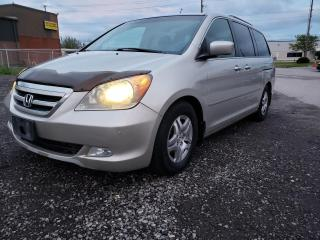 Used 2007 Honda Odyssey 5dr Wgn Touring for sale in Burlington, ON