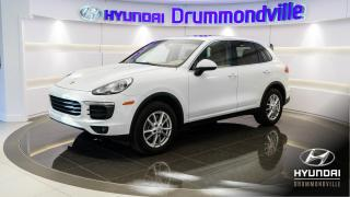 Used 2016 Porsche Cayenne GARANTIE + PREMIUM PACK + NAVI + TOIT + for sale in Drummondville, QC