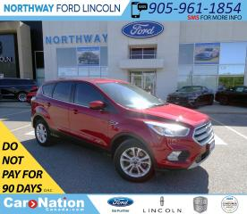 Used 2017 Ford Escape SE | KEYLESS ENTRY | BACK UP CAM | BLUETOOTH | for sale in Brantford, ON