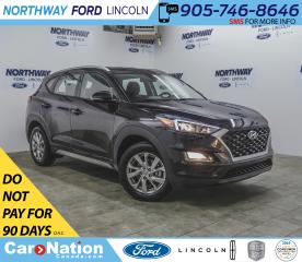 Used 2019 Hyundai Tucson Preferred | AWD | HTD SEATS+WHEEL | BACKUP CAM | for sale in Brantford, ON