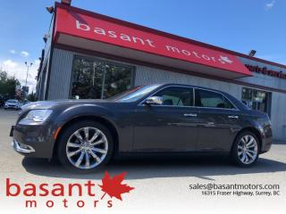 Used 2018 Chrysler 300 300 Limited for sale in Surrey, BC