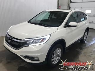 Used 2016 Honda CR-V Ex A/c Bluetooth for sale in Trois-Rivières, QC