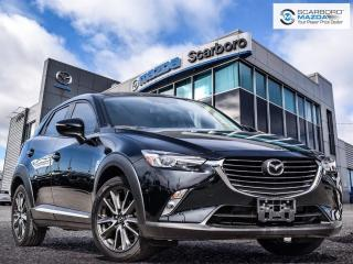 Used 2016 Mazda CX-3 GT|AWD|NAV|NO ACCIDENT|LOW KM for sale in Scarborough, ON