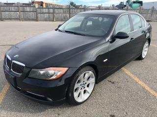 Used 2007 BMW 3 Series 335xi for sale in Mississauga, ON