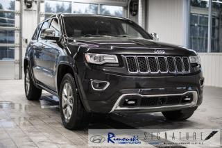 Used 2014 Jeep Grand Cherokee AWD OVERLAND CHEZ for sale in Rimouski, QC