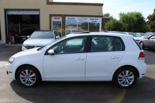 Used 2013 Volkswagen Golf COMFORTLINE for sale in Brampton, ON