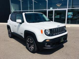 Used 2015 Jeep Renegade North, Remote Start, Heated Seats for sale in Ingersoll, ON