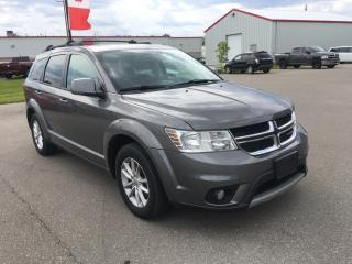 Used 2013 Dodge Journey SXT, 7 Seater, Single DVD for sale in Ingersoll, ON