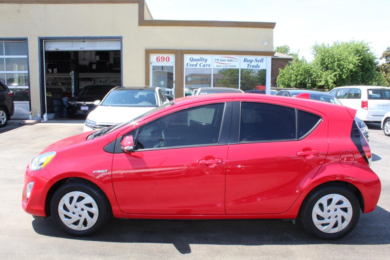 Used 2016 Toyota Prius c Technology for Sale in Brampton, Ontario