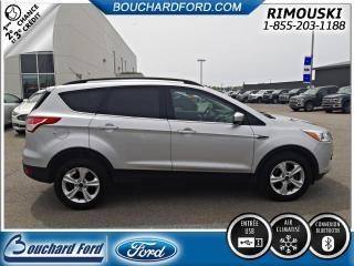 Used 2015 Ford Escape SE, 4X4 MOTEUR 2L for sale in Rimouski, QC