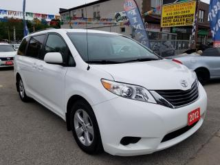 Used 2012 Toyota Sienna LE/Back-up Cam/Power Sliding Doors/Excellent!!!! for sale in Scarborough, ON