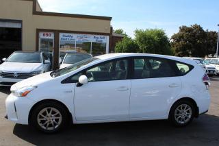 Used 2017 Toyota Prius v for sale in Brampton, ON
