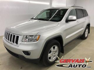 Used 2012 Jeep Grand Cherokee Laredo Bluetooth A/c for sale in Trois-Rivières, QC