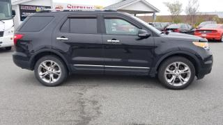 Used 2013 Ford Explorer LIMITED for sale in Mount Pearl, NL