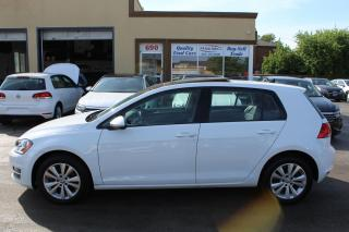 Used 2015 Volkswagen Golf Highline for sale in Brampton, ON