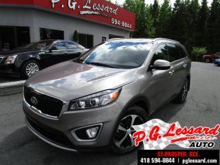 Used 2018 Kia Sorento Ex Turbo Awd Siège for sale in St-Prosper, QC