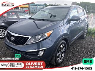 Used 2016 Kia Sportage Lx Mags Camera for sale in Québec, QC