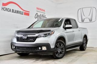 Used 2017 Honda Ridgeline Sport AWD for sale in Blainville, QC