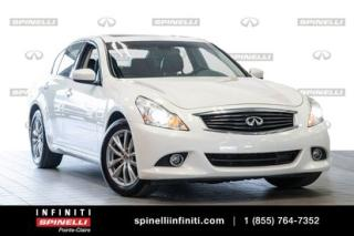 Used 2013 Infiniti G37 X X Awd Tech Gps for sale in Montréal, QC